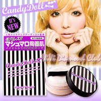 For Girls JAPAN Candy Doll Mineral Face Powder 10g
