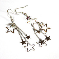 Petite Stars Earrings