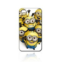 Despicable Me Hard Case Cover Skin for Iphone 4 4s Iphone4 At&t Sprint Verizon Retail Packing:Amazon:Everything Else