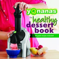 Healthy Foods Yonanas Recipe Book:Amazon:Kitchen & Dining