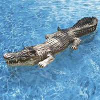 Poolmaster Crocodile Body Float - 30""