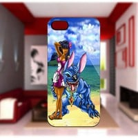 Stitch and Lilo Case For iPhone 4/4S iPhone 5 Galaxy S2/S3/S4