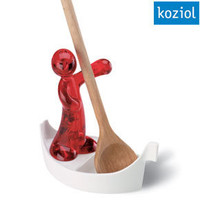Koziol Luigi Spoonrest ? modern spoon rests from Red Candy