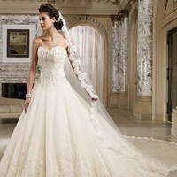 David Tutera 212245 Dress - MissesDressy.com