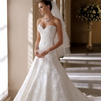 David Tutera 113215 Dress - MissesDressy.com