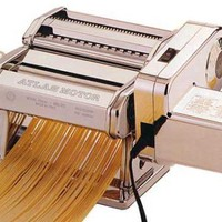Atlas Pasta Machine w/Motor Set - Made in Italy