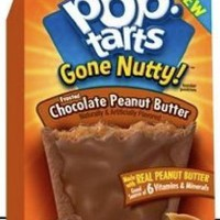 Pop Tarts Gone Nutty Chocolate Peanut Butter (2 Pack): Amazon.com: Grocery & Gourmet Food