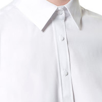 BASIC COTTON SHIRT - Shirts - Woman - New collection | ZARA United States