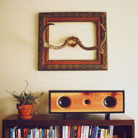 Reclaimed Wood Bluetooth Speakers  Handmade from von SalvageAudio