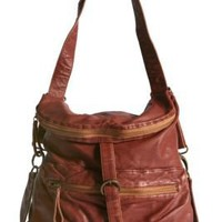 Deux Lux Messenger BackpackBack in Stock!