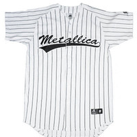 METALLICA.com | Products | 2011 Baseball Jersey
