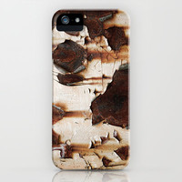 rusted iPhone & iPod Case by Sylvia Cook Photography
