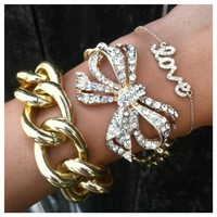 I'm So Glamorous Bracelet Set- Tanya Kara Jewelry