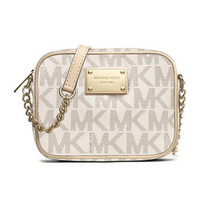 MICHAEL Michael Kors  Jet Set Signature PVC Crossbody