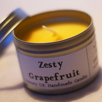 Zesty Grapefruit Candle