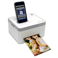 iPhone Photo Cube Printer  @ Sharper Image