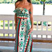 Mother Nature Tribal Maxi