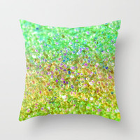 Odyssey Throw Pillow by Lisa Argyropoulos