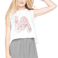 Brandy ♥ Melville |  Sadie LA Jelly - Graphics