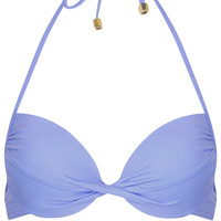 Bluebell Plunge Bikini Top - New In This Week - New In - Topshop USA