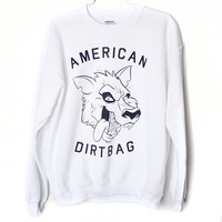 American Dirtbag Sweatshirt (Select Size) - 54 available