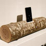 Eco Gadgets: Wood Music Speaker Dock For IPod Churns Out Green Tunes - Ecofriend