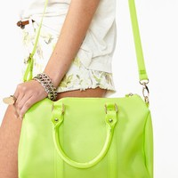 Neon Jelly Bag  in  What's New at Nasty Gal