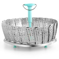 Martha Stewart Collection Vegetable Steamer, 11 - Kitchen Gadgets - Kitchen - Macy's