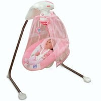Fisher-Price Tree Party Cradle 'n Swing
