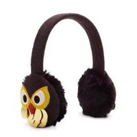 big apple owl earmuffs at kate spade