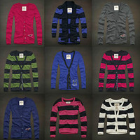 NWT Hollister by Abercrombie & Fitch Cardigan Sweater XS/S/M
