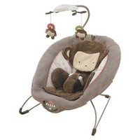 Fisher-Price Deluxe Bouncer - My Little SnugaMonkey