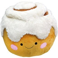 Squishable Cinnamon Bun: An Adorable Fuzzy Plush to Snurfle and Squeeze!