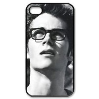 Amazon.com: Custombox Dylan O' Brien Iphone 4/4s Case Plastic Hard Phone Case for Iphone 4/4s-iPhone 4-DF02766: Cell Phones & Accessories