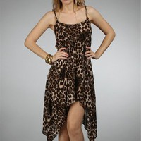 Leopard Tunic