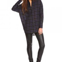 Morely Plaid Top | NASTY GAL | Jeffrey Campbell shoes, Evil Twin, MinkPink, BB Dakota, vintage dresses + more!