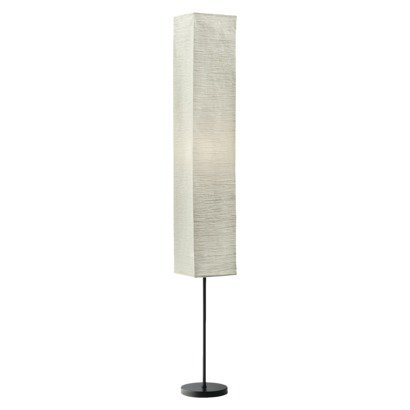 room essentials paper shade floor lamp from target new. Black Bedroom Furniture Sets. Home Design Ideas