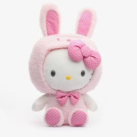"Hello Kitty 12"" Plush: Rabbit"