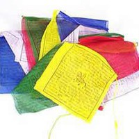 Windhorse Prayer Flags - DharmaShop Tibetan Buddhist Ritual Items