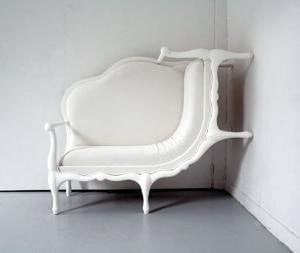 Lila Jang&#x27;s Wall-Climbing Sofa