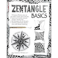 Design Originals Zentangle Basics Instructional Book | Overstock.com