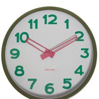 Splash of Color Clock | Mod Retro Vintage Decor Accessories | ModCloth.com