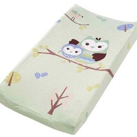 Summer Infant Infant Character Change Pad Cover, Who Loves You Owl:Amazon:Baby