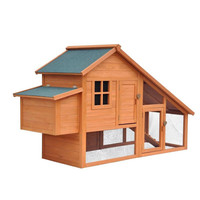 Habitat Chicken Coop at Brookstone—Buy Now!