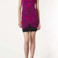 Ribbon Bodycon Dress - New In This Week  - New In