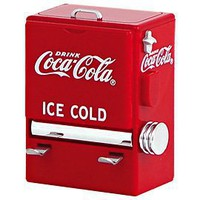 Tablecraft Coke Vending Machine Toothpick Dispenser CC304