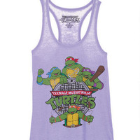 Teenage Mutant Ninja Turtles Burnout Tank
