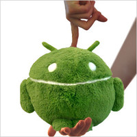 Mini Squishable Android: An Adorable Fuzzy Plush to Snurfle and Squeeze!