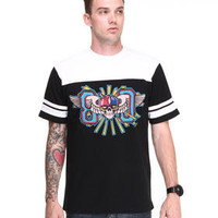 DJPremium.com - Men - Shop by Brand - The Hundreds - The Hundreds x Grateful Dead Eighty Football Tee
