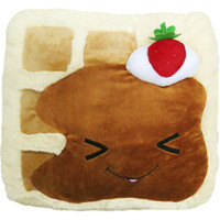 Comfort Food Waffle: An Adorable Fuzzy Plush to Snurfle and Squeeze!